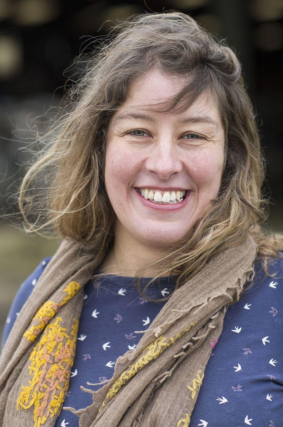 Laura, 37 ans, Éleveuse de vaches laitières (Pays de la Loire)
