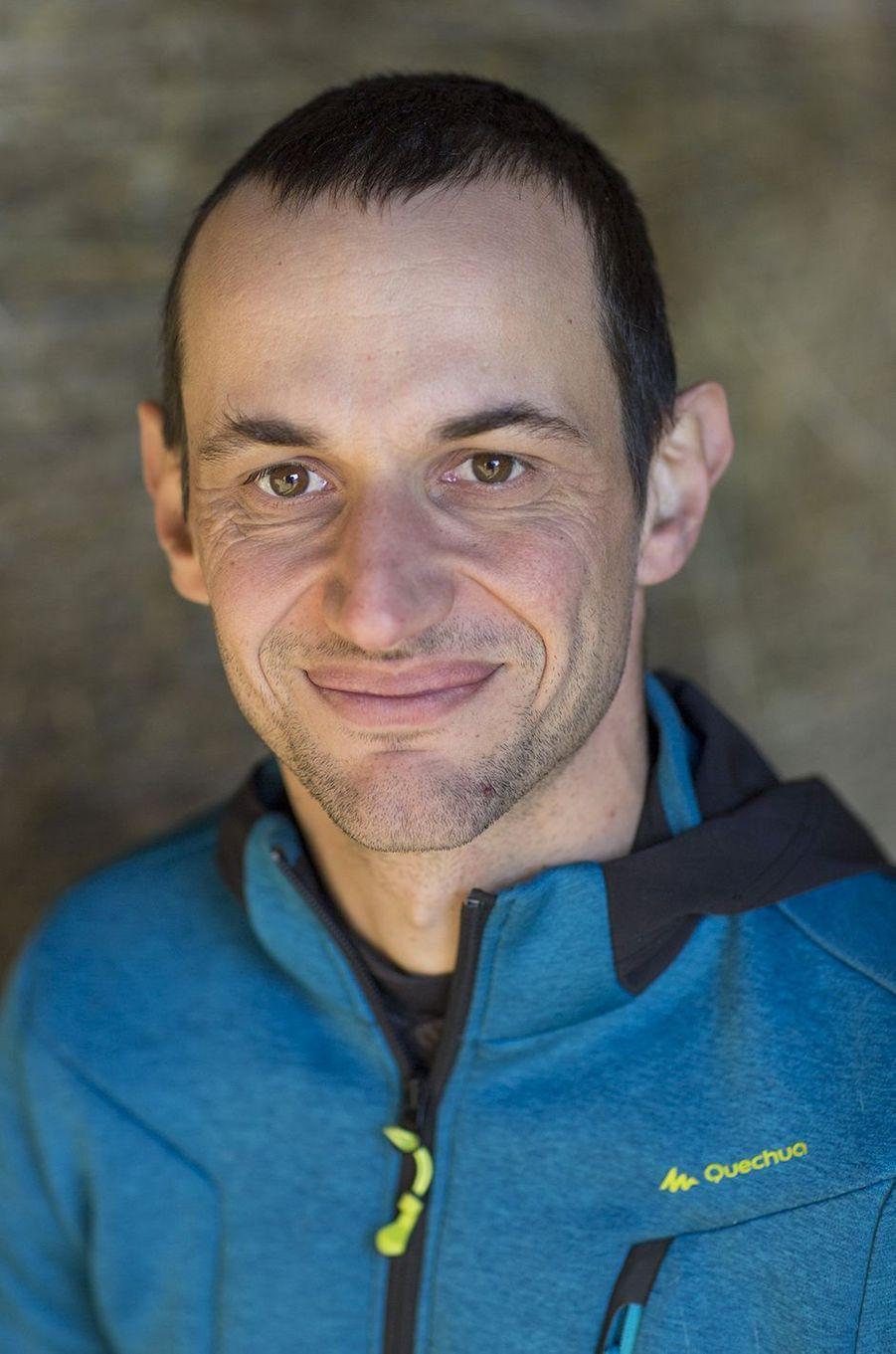 Florian, 37 ans, éleveur de vaches allaitantes (Nouvelle-Aquitaine)