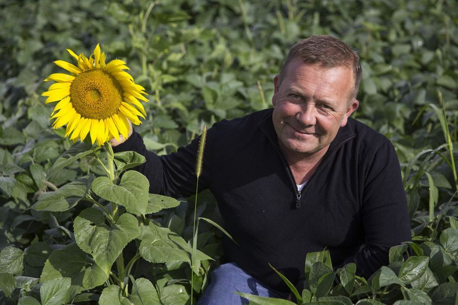 David, 49 ans,Arboriculteur, maraîcher, trufficulteur et héliciculteur (Occitanie)