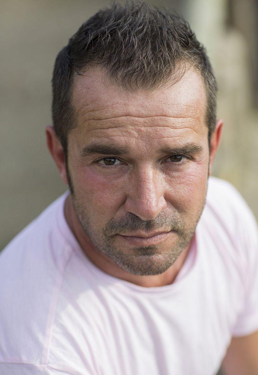 Mathieu, 44 ans, Éleveur de taureaux de Camargue (Occitanie)