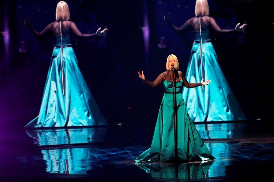 Tamara Todevska chanteuse deMacédoine du Nord