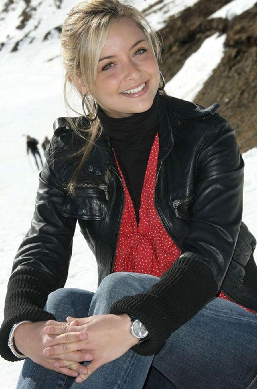 Priscilla Betti en 2008