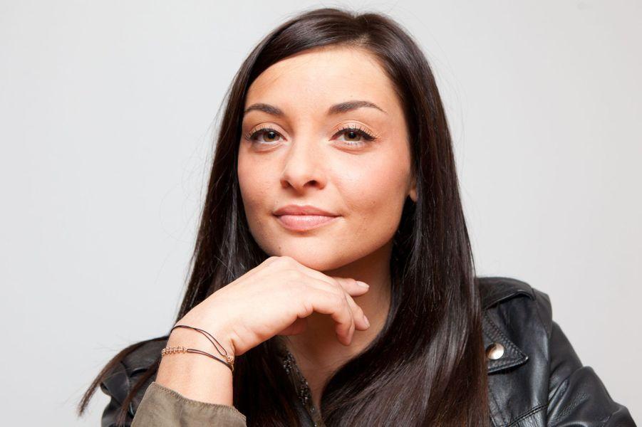 Priscilla Betti en 2015