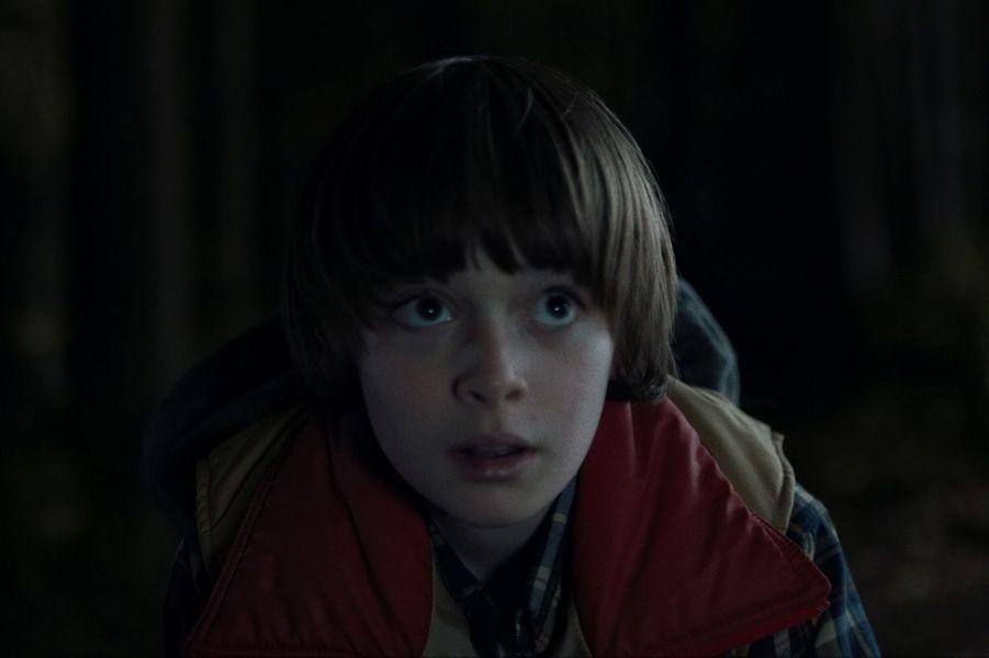 Noah Schnapp (Will) dans la saison 1