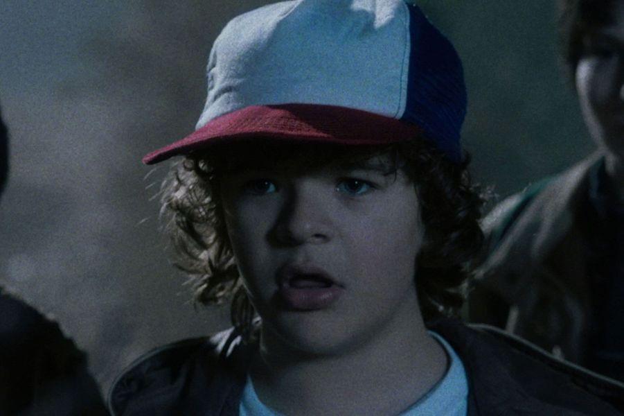 Gaten Matarazzo (Dustin) dans la saison 1