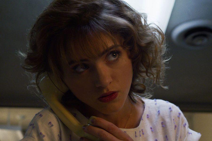 Natalia Dyer (Nancy) dans la saison 3