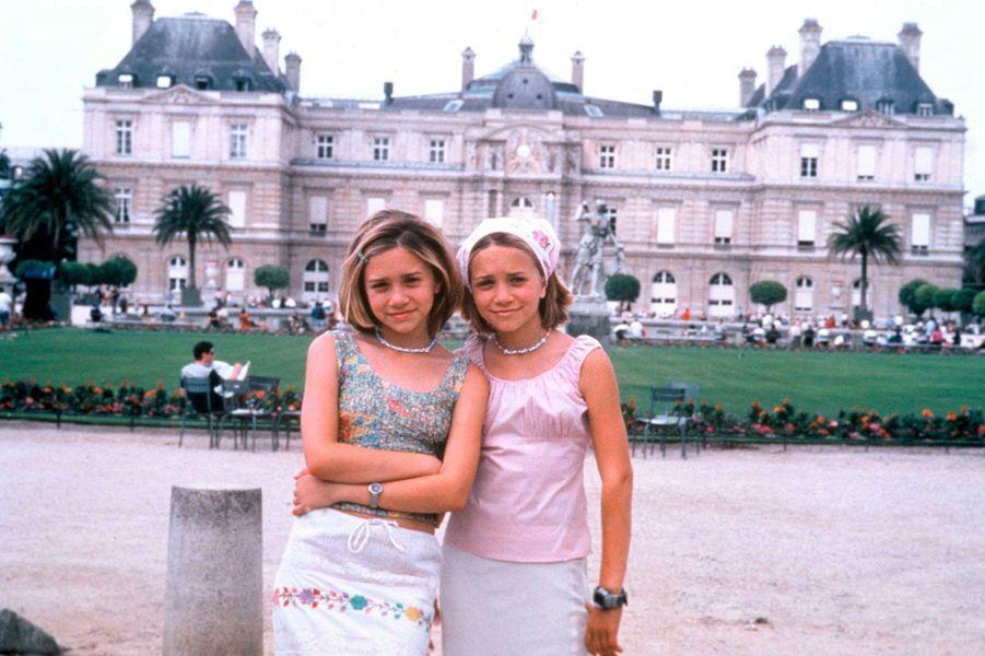 """""""Aventures à Paris"""" en 1999"""