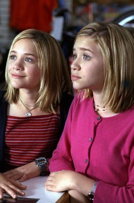 """""""Les jumelles s'en mêlent"""" 1998-1999"""