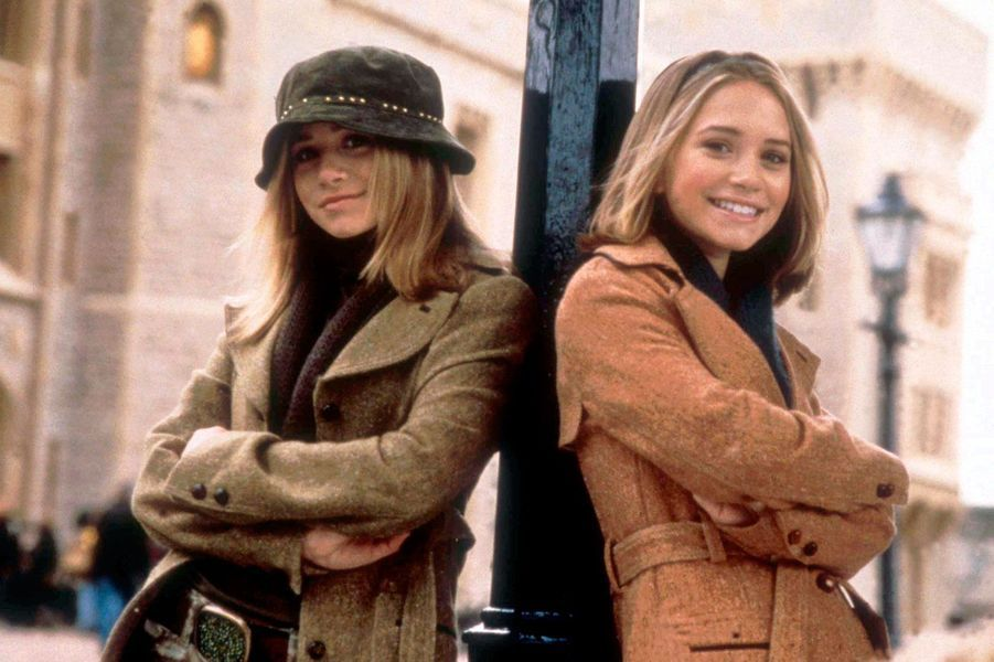 """Sur le tournage de """"Destination Londres"""" en 2001"""