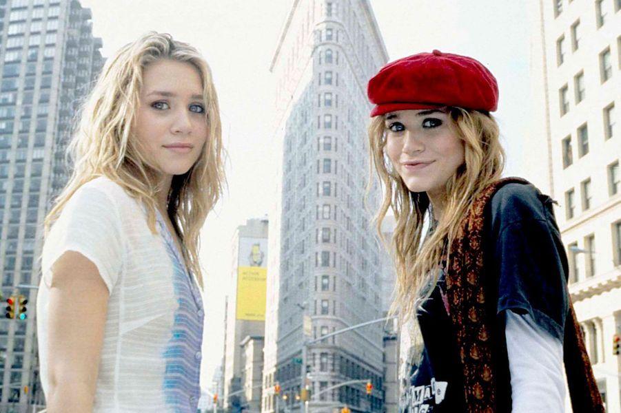 """""""Une journée à New York"""" en 2004"""