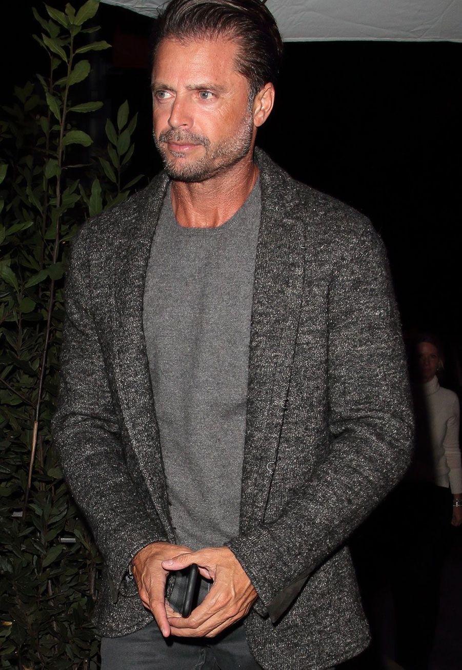 David Charvet (Matt Brody) en 2018