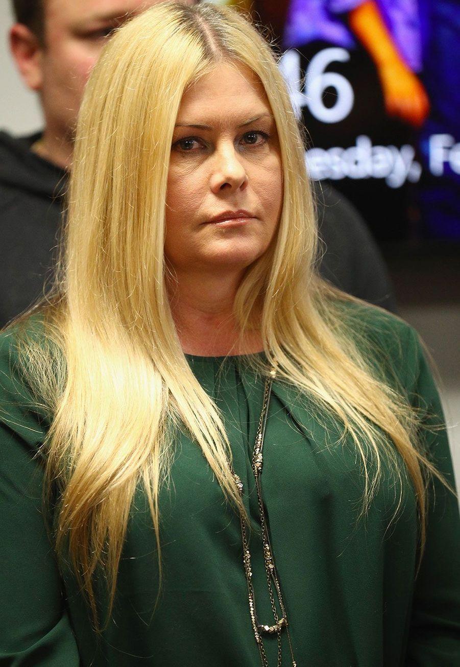 """Nicole Eggert (Roberta """"Summer"""" Quinn) en 2018"""