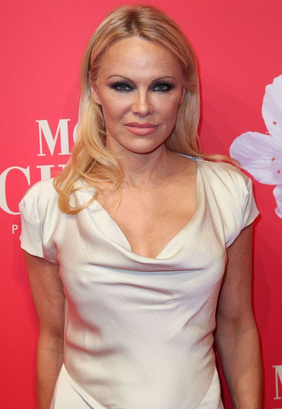 "Pamela Anderson (Casey Jean ""C.J."" Parker)en 2018"