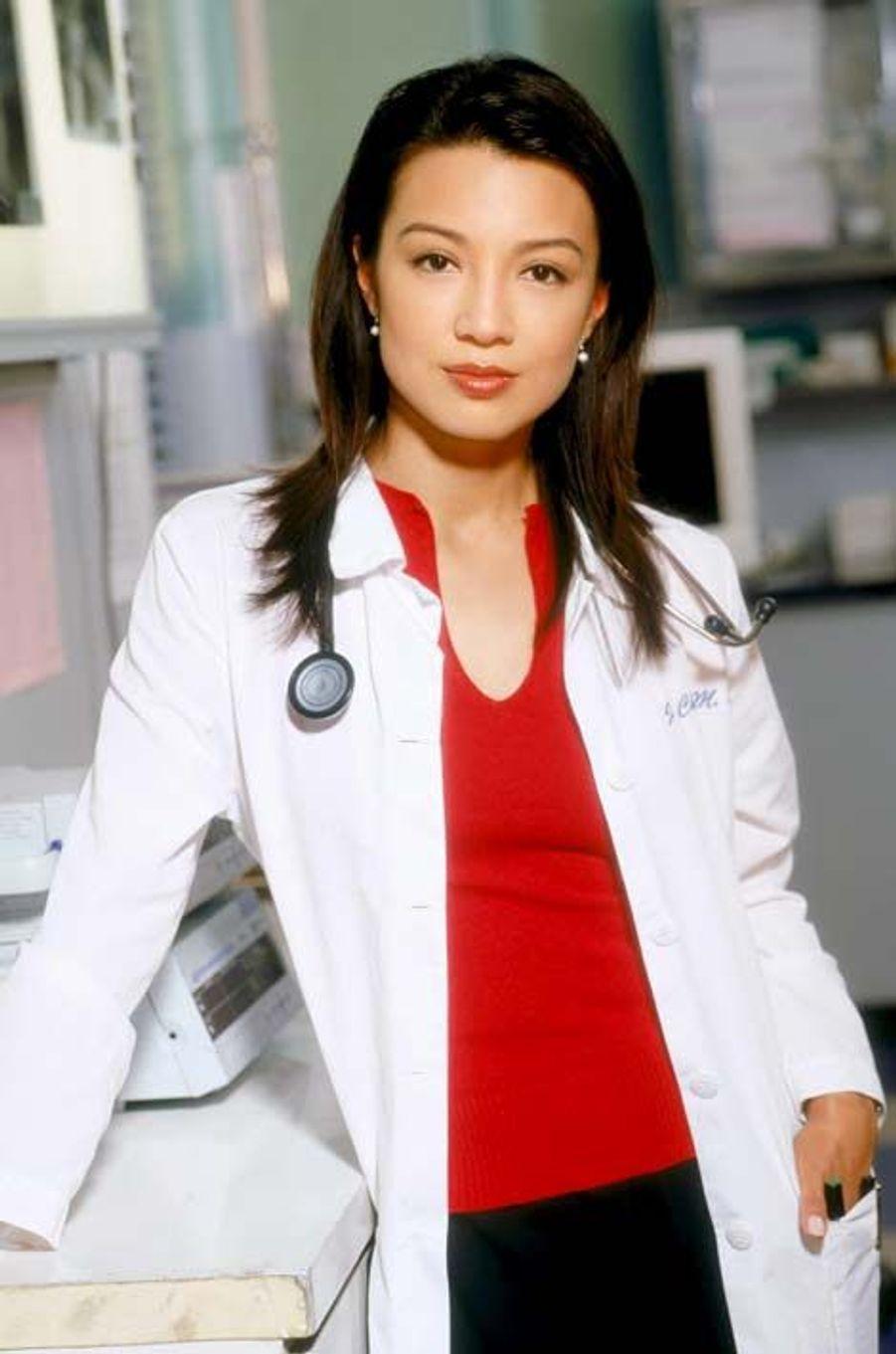 Dr. Jing-Meï Chen (Ming-Na)