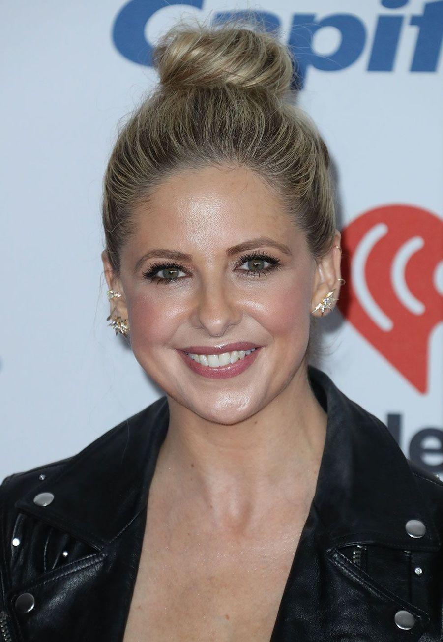 Buffy Summers (Sarah Michelle Gellar) en 2017