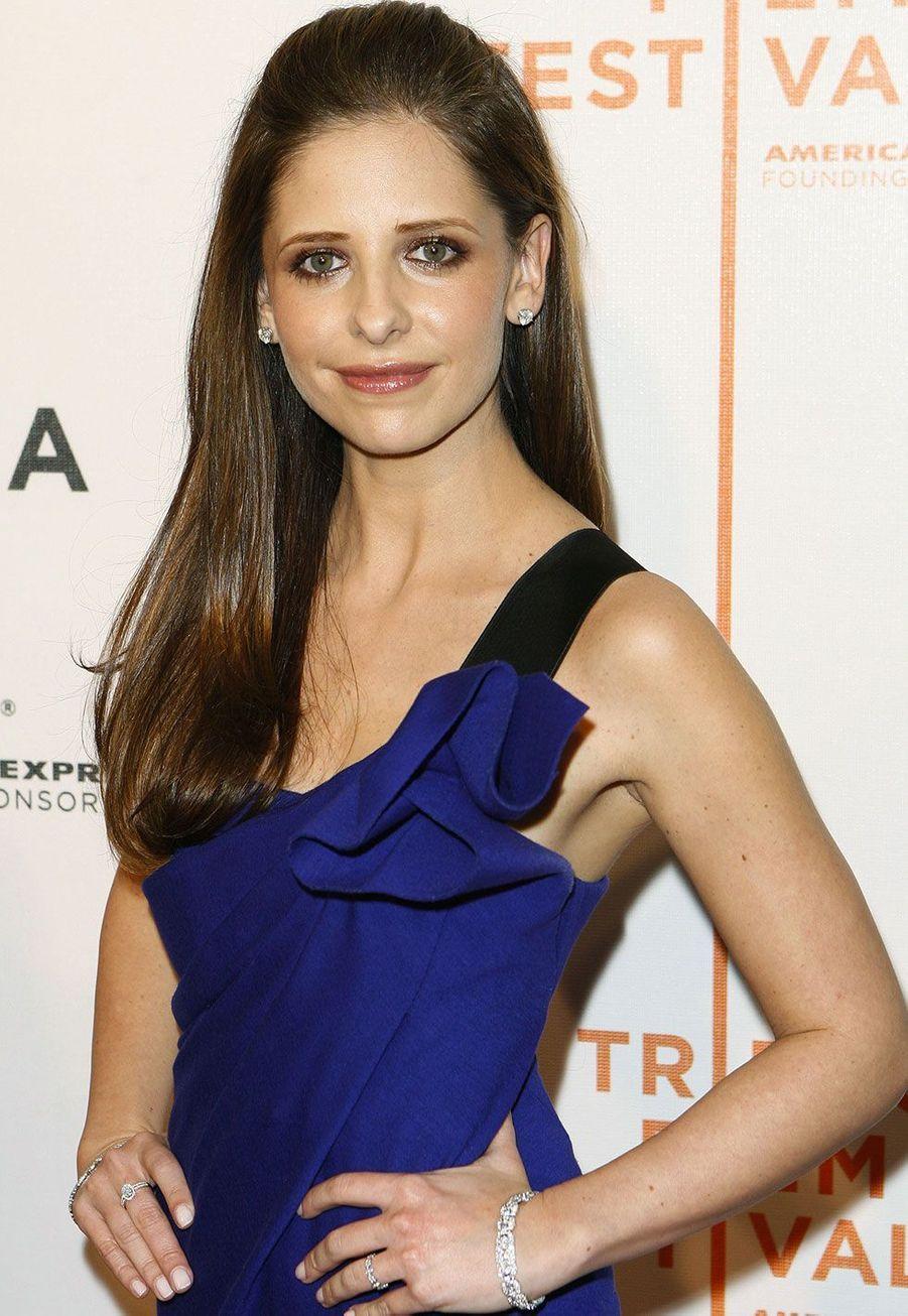 Buffy Summers (Sarah Michelle Gellar) en 2007