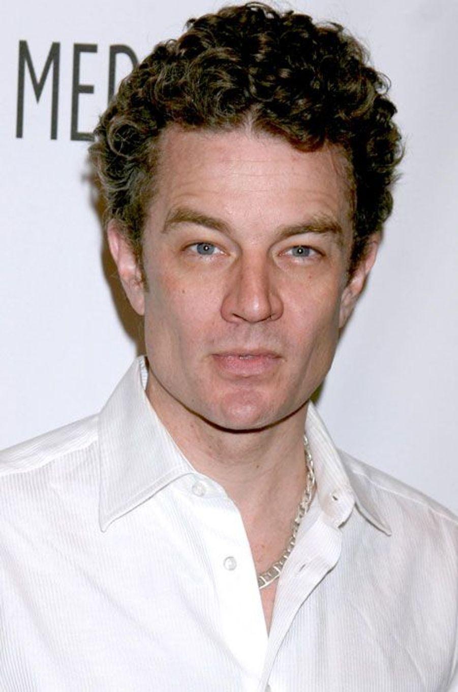 Spike (James Marsters) en 2008