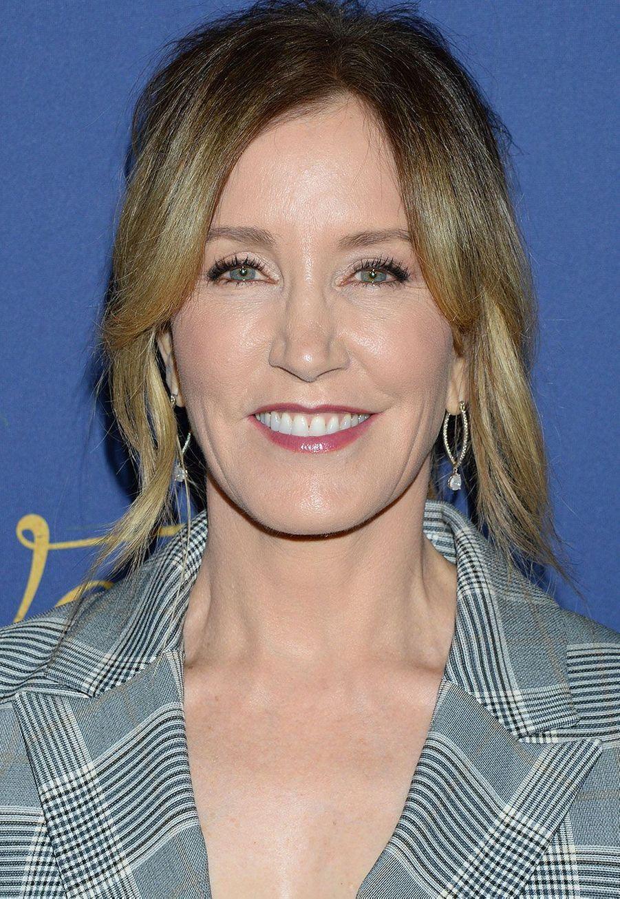 Felicity Huffman (Lynette Scavo) en 2018