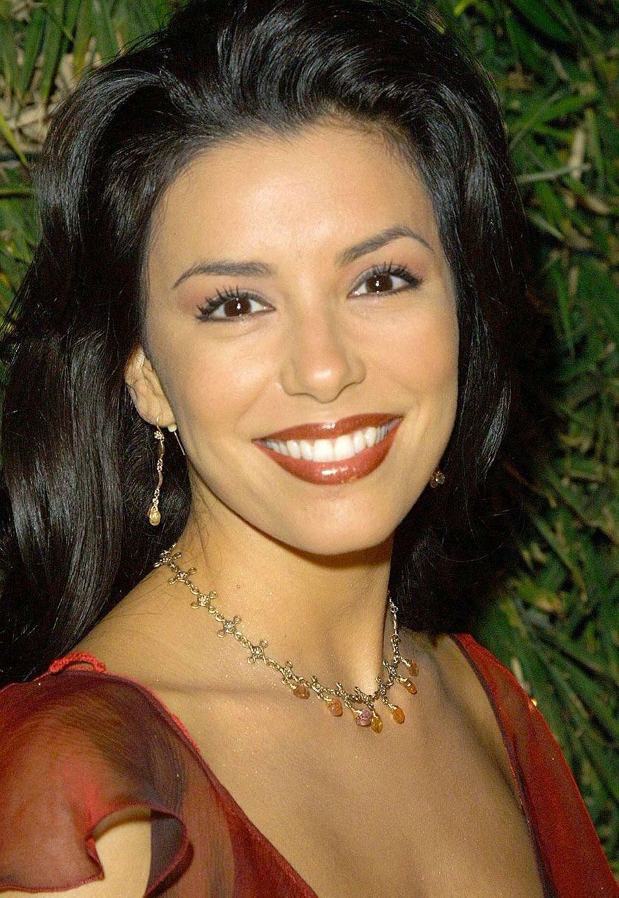 Eva Longoria (Gabrielle Solis) en 2001