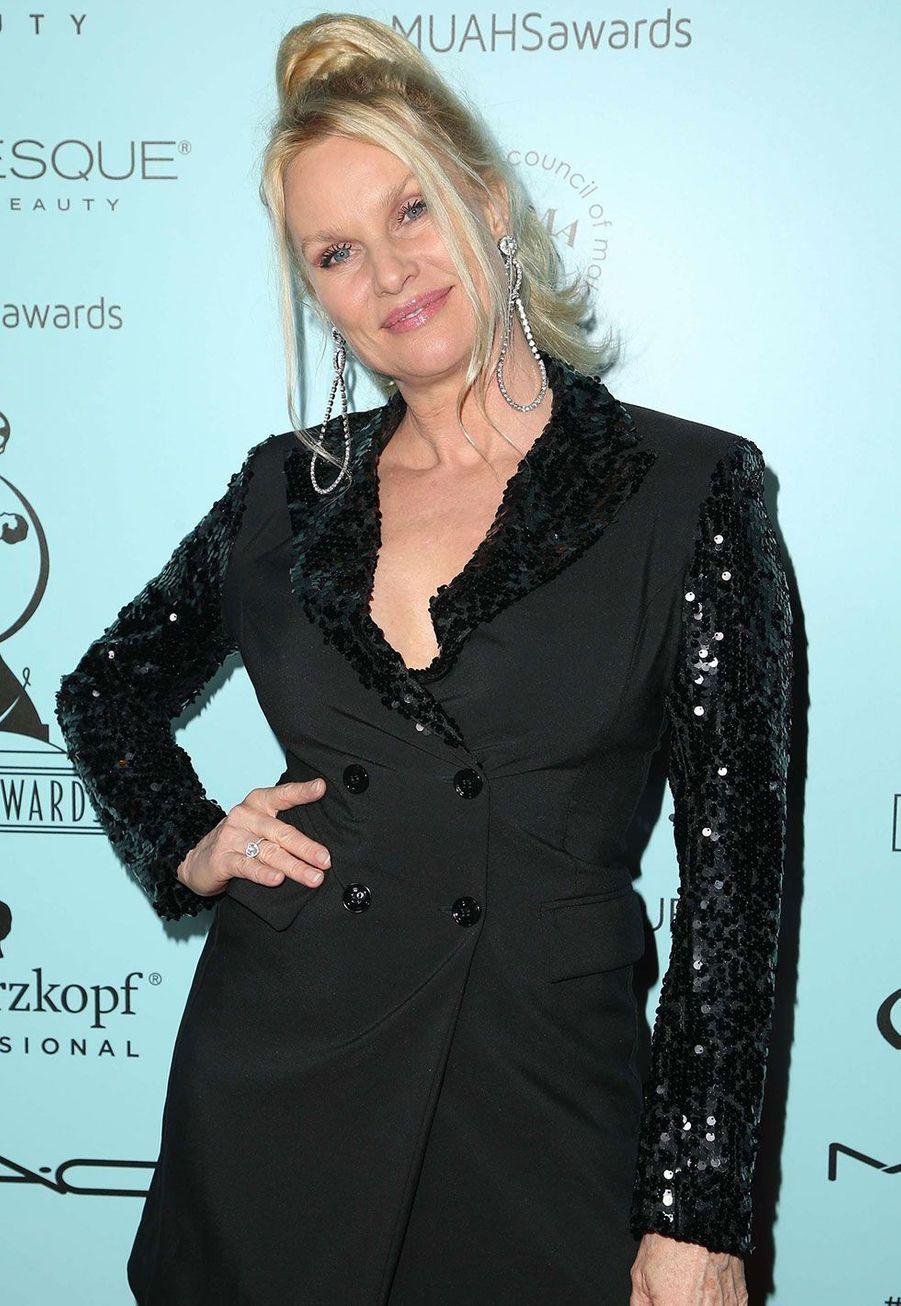 Nicolette Sheridan en 2019
