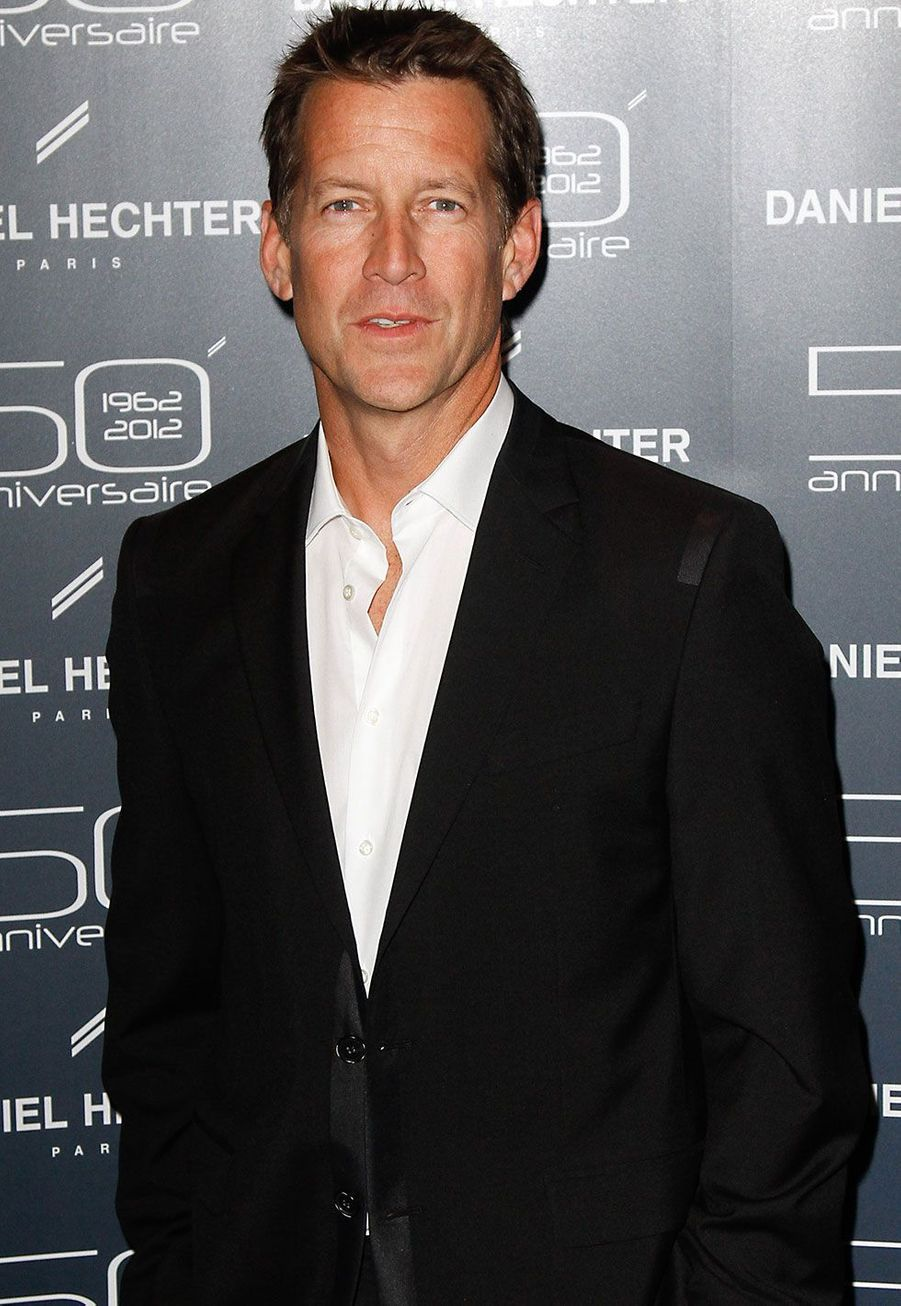 James Denton (Mike Delfino) en 2012