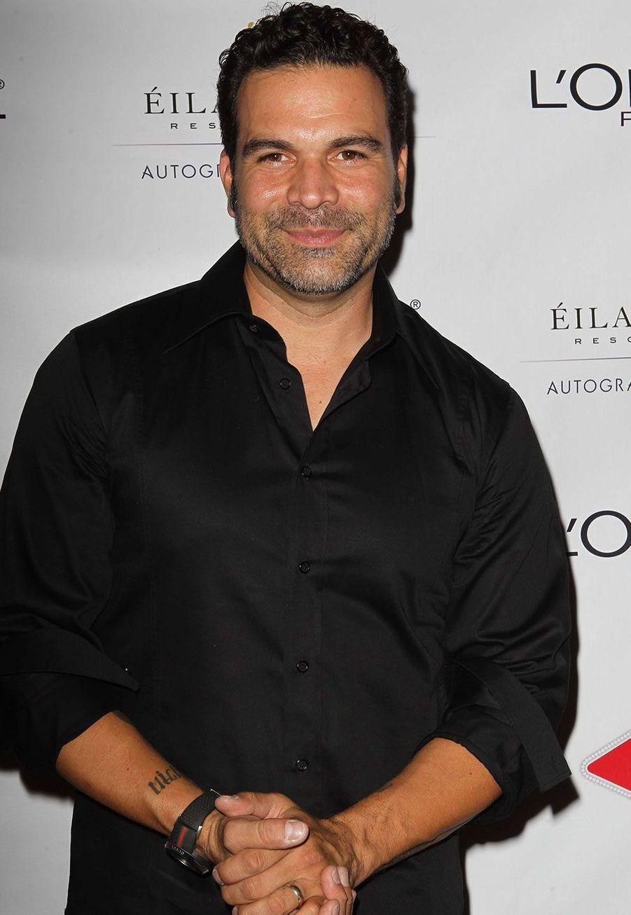 Ricardo Antonio Chavira (Carlos Solis) en 2013