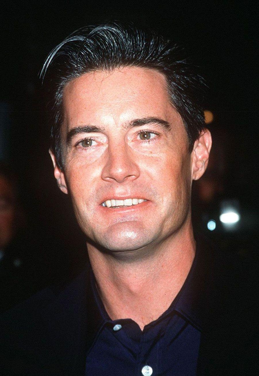 Kyle MacLachlan (Orson Hodge) en 1998