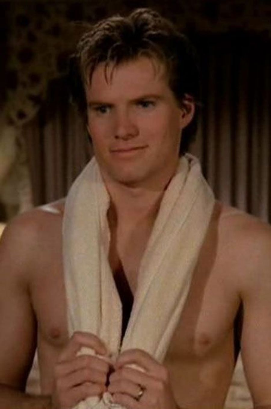 Jack Coleman (Steven Carrington)