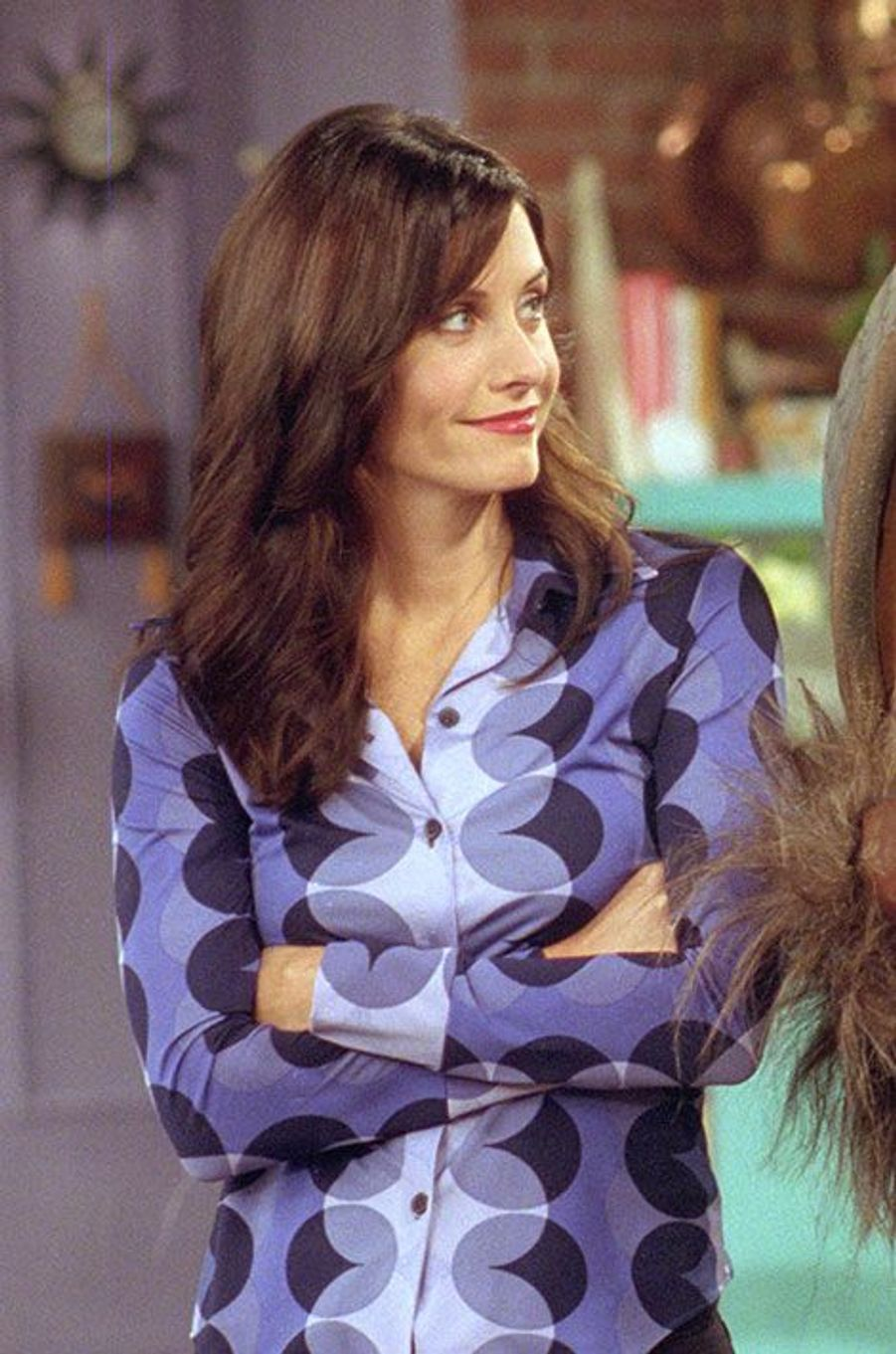 Monica (Courteney Cox)