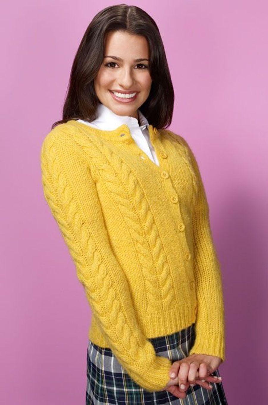 Rachel Berry (Lea Michele)