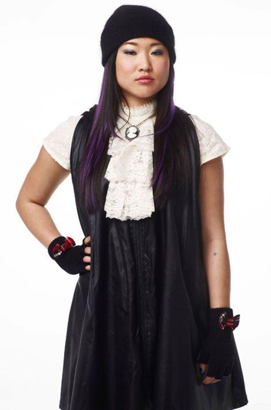 Tina Cohen-Chang (Jenna Ushkowitz)