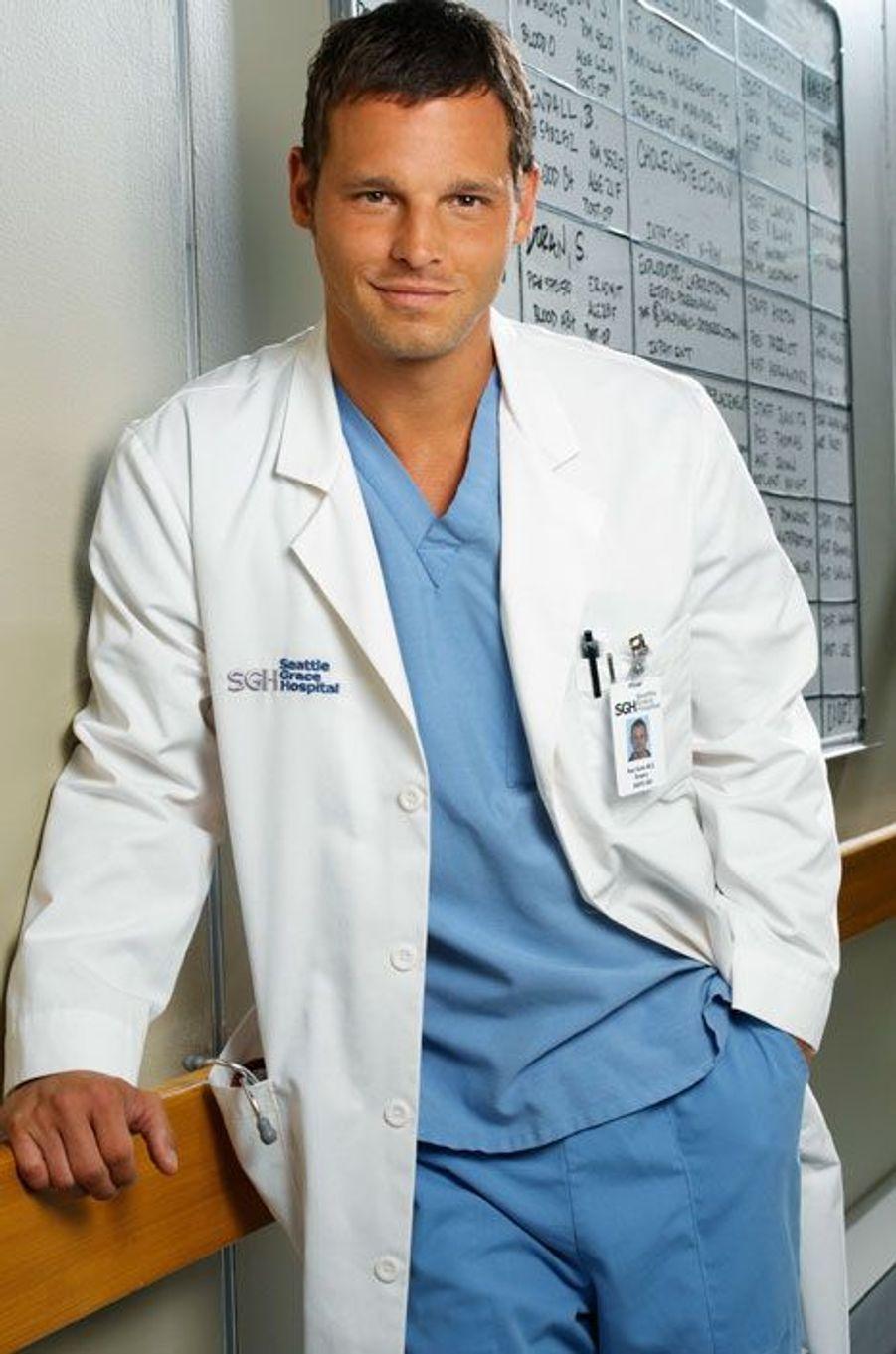 "Alexander ""Alex"" Karev (Justin Chambers)"