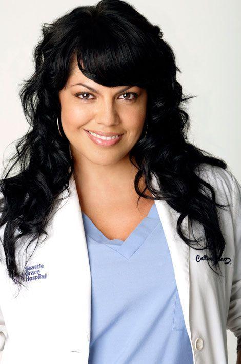 Callie Torres (Sara Ramirez)