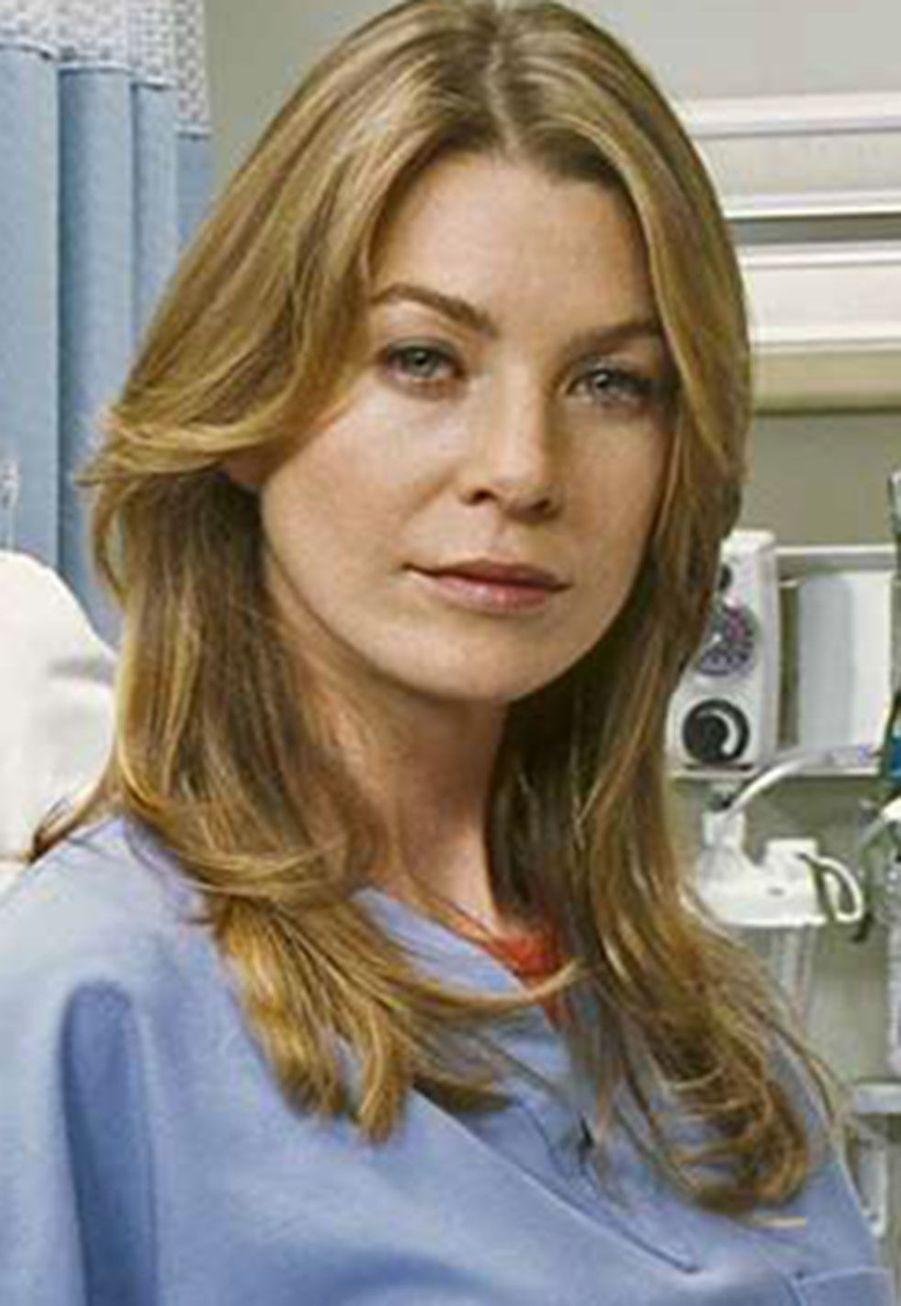 Meredith Grey (Ellen Pompeo) en 2006
