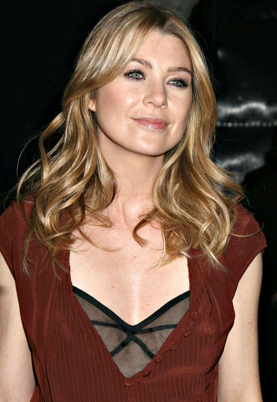 Meredith Grey (Ellen Pompeo) en 2008