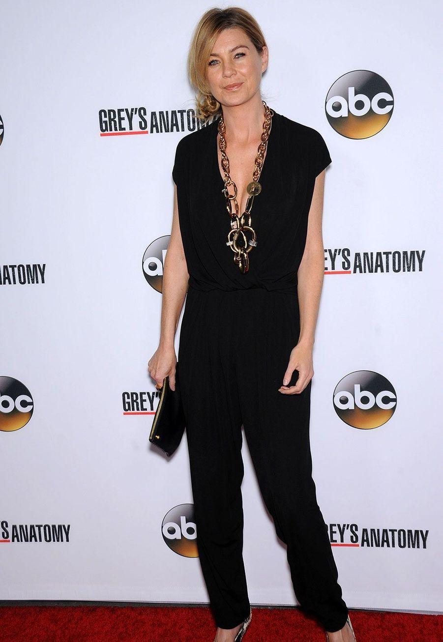 Meredith Grey (Ellen Pompeo) en 2013