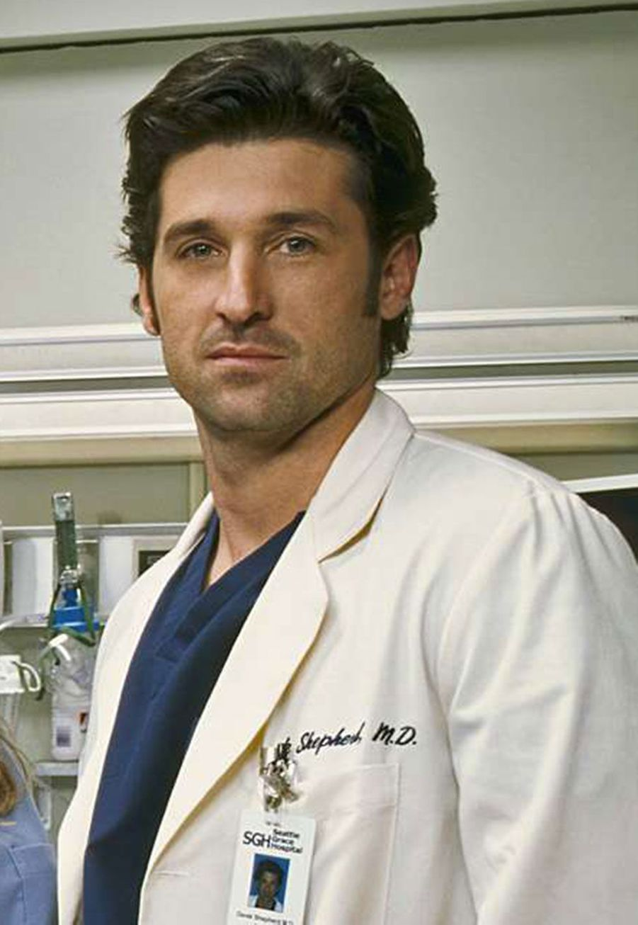 Derek Shepherd (Patrick Dempsey) en 2006