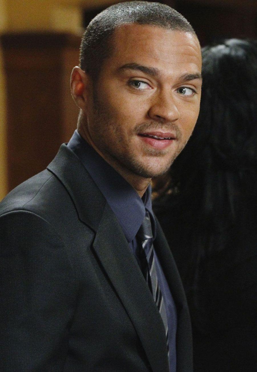 Jackson Avery (Jesse Williams) en 2010