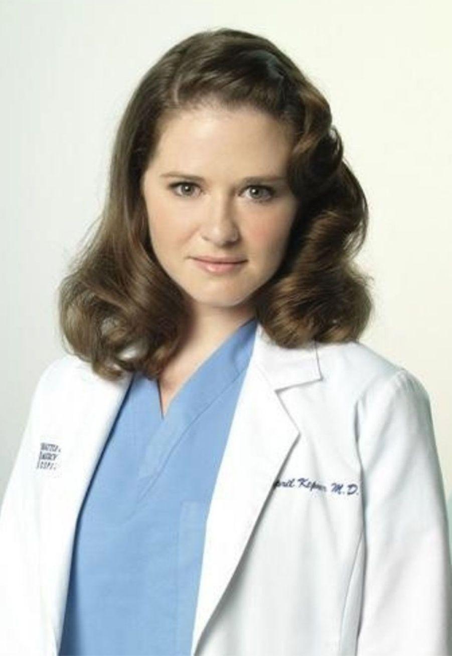 April Kepner (Sarah Drew) en 2010