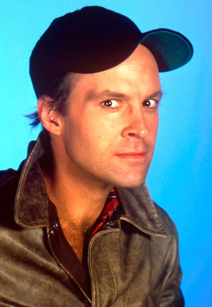 "Dwight Schultz : le capitaine Henry ""Looping"" Murdock"