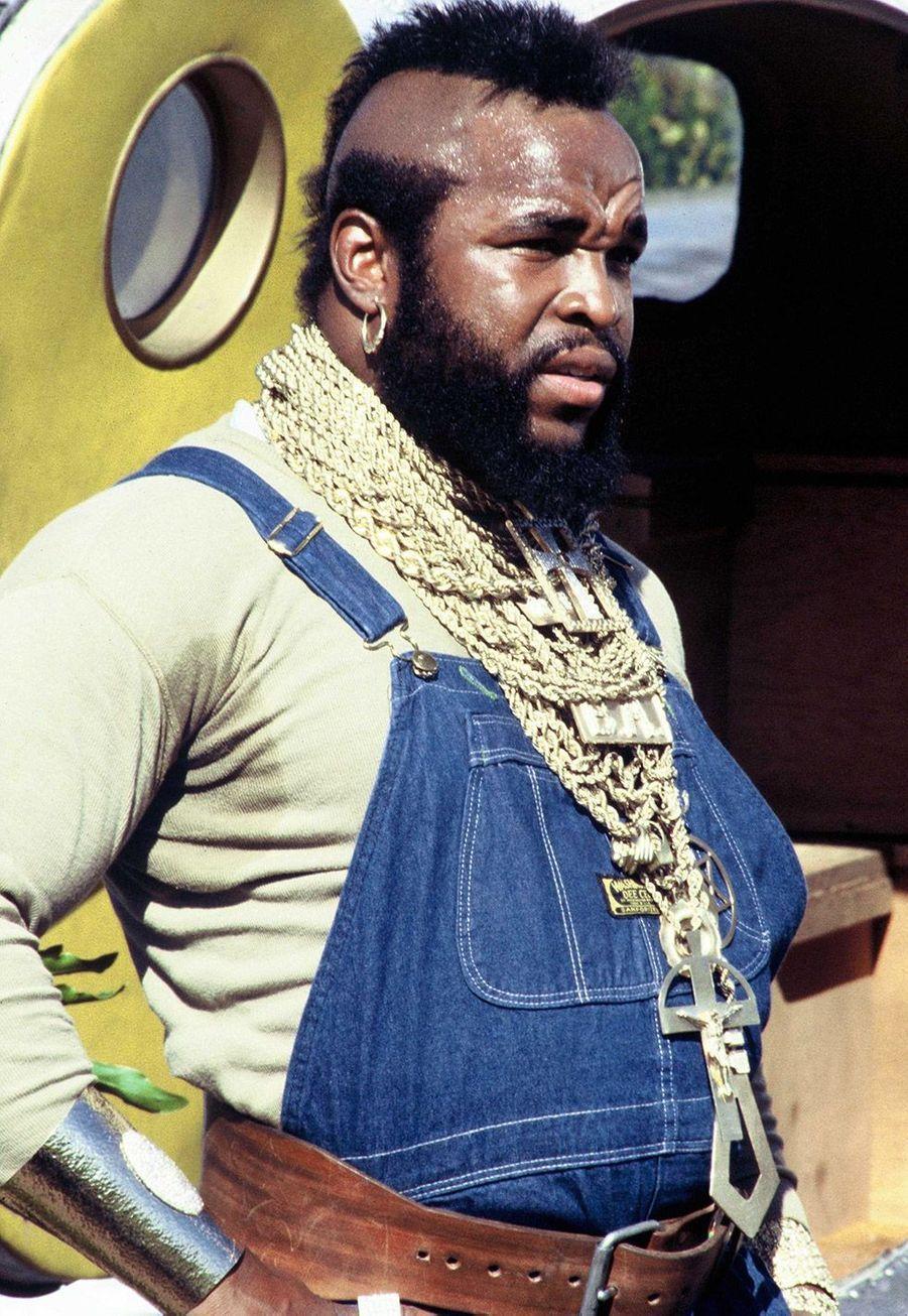 "Mister T. : le sergent Bosco Albert ""Barracuda"" Baracus"