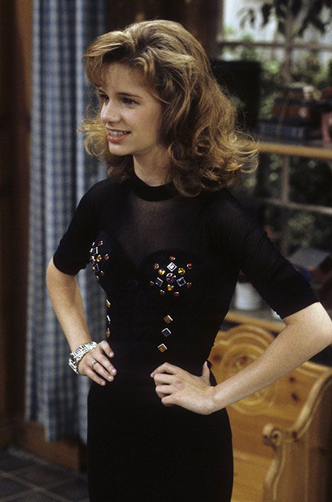 Kimmy (Andrea Barber)