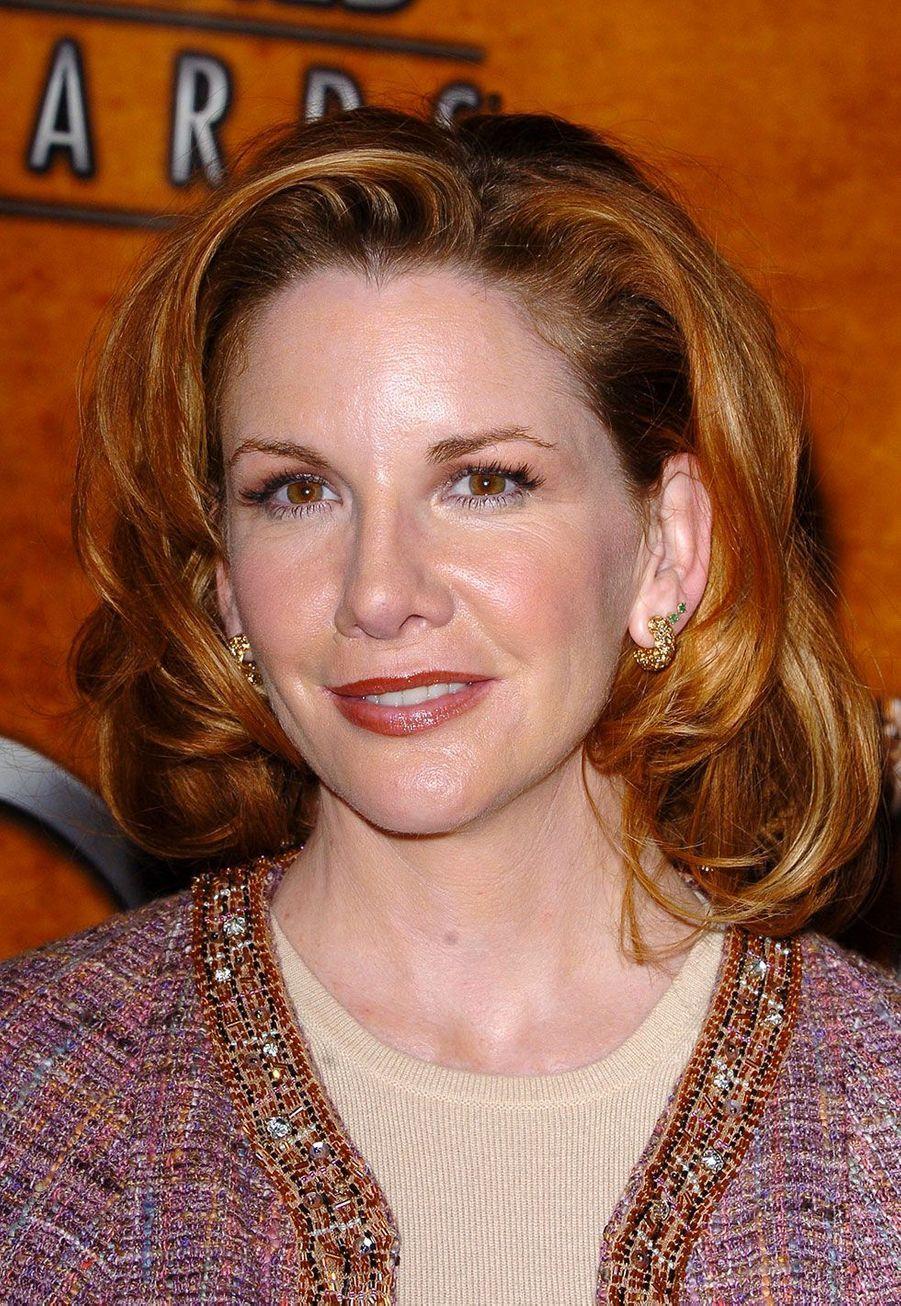 Laura Ingalls Wilder (Melissa Gilbert) en 2005
