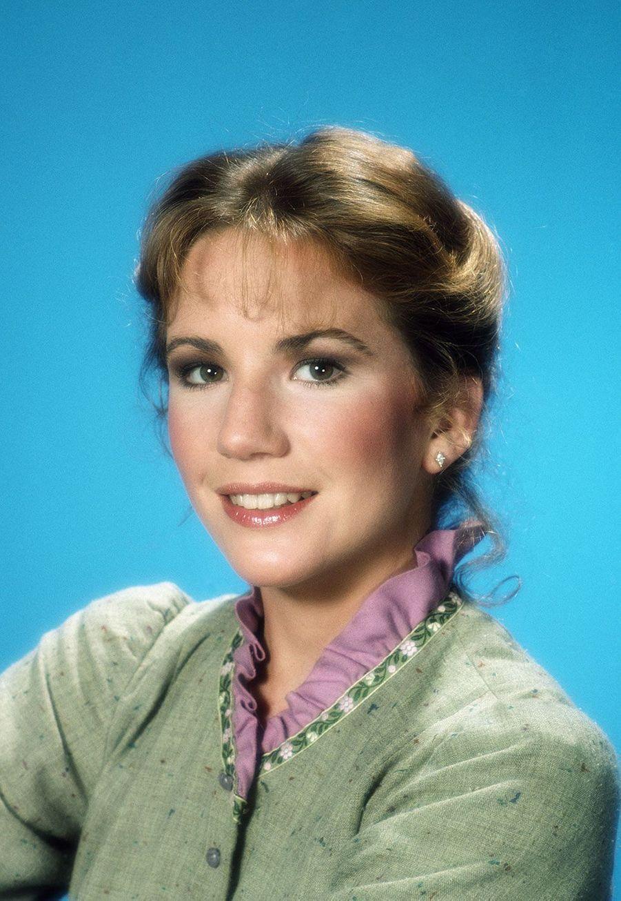 Laura Ingalls Wilder (Melissa Gilbert) en 1982