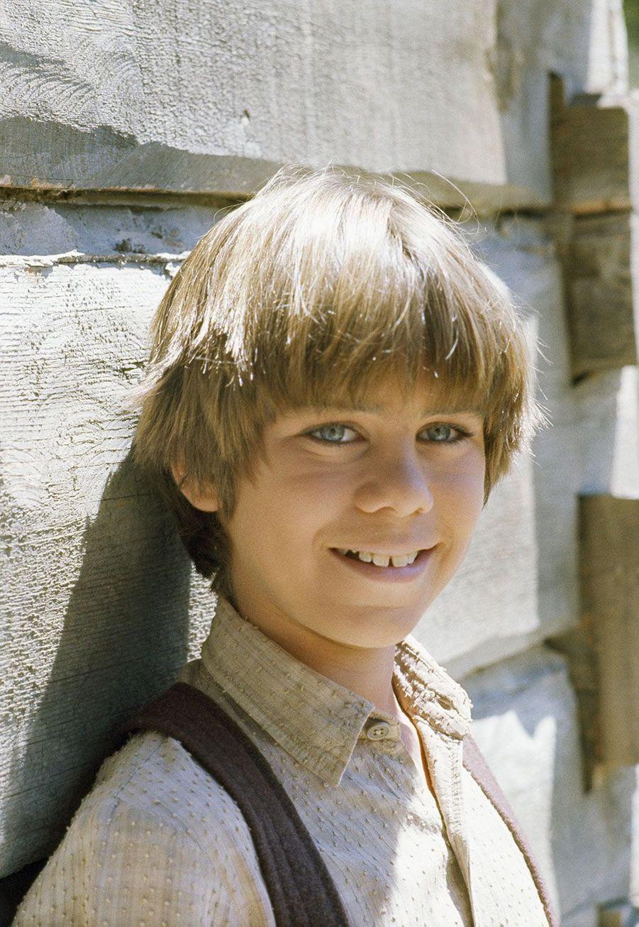 Andrew Garvey (Patrick Laborteaux) en 1978