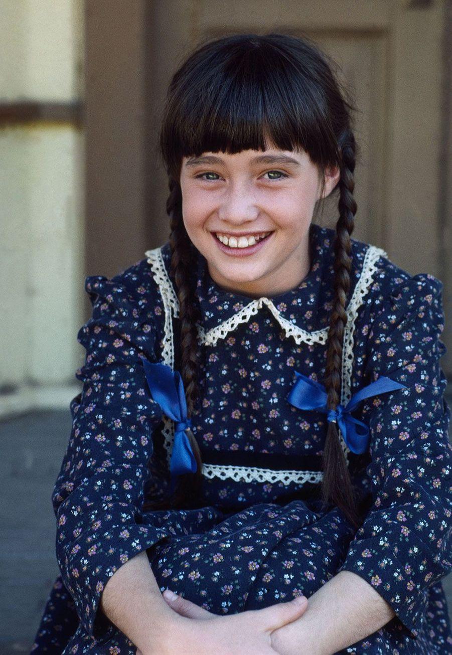 Jenny Wilder (Shannen Doherty) en 1981