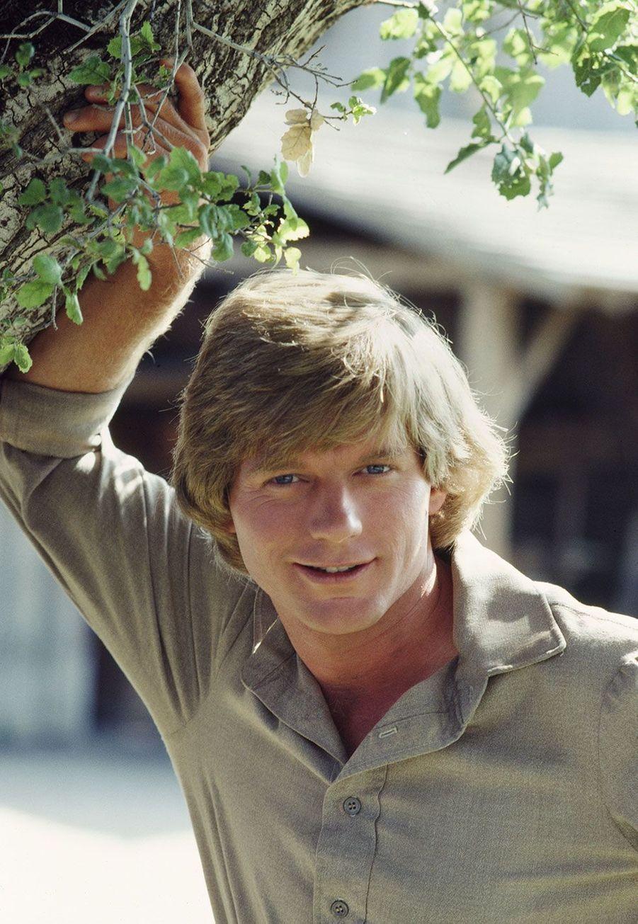 Almanzo Wilder (Dean Butler) en 1981