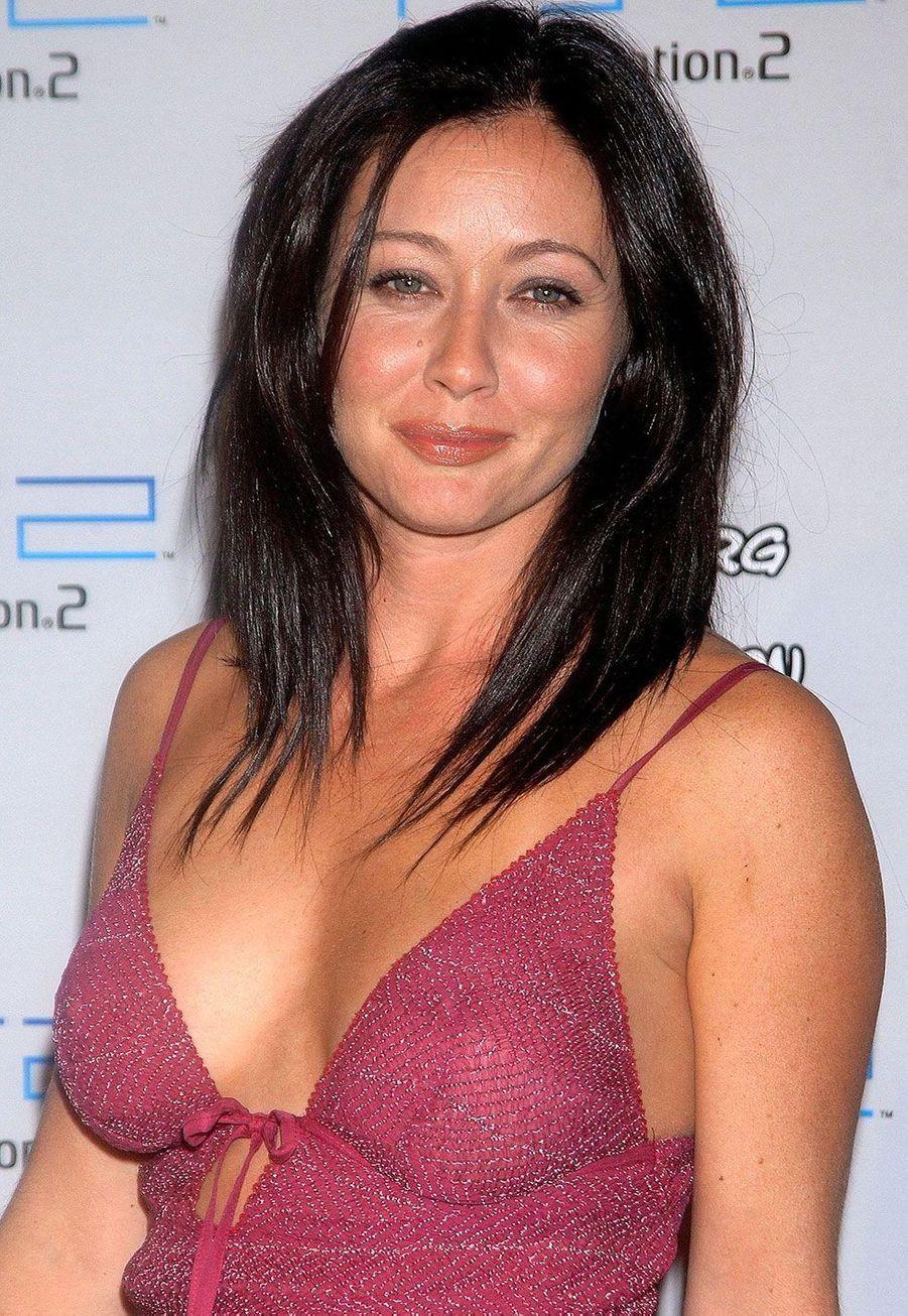 Jenny Wilder (Shannen Doherty) en 2003