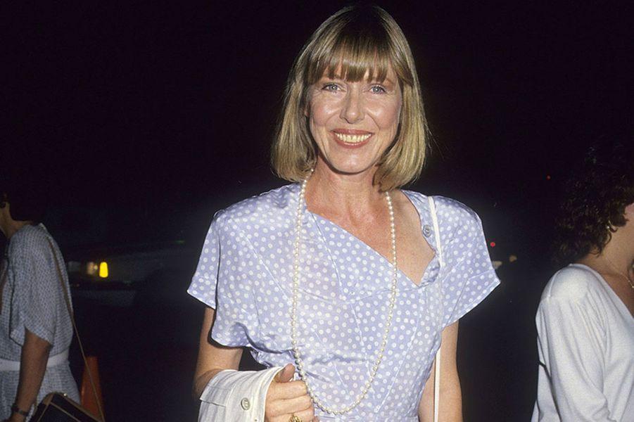 Caroline Ingalls (Karen Grassle) en 1987