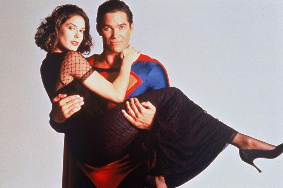 Teri Hatcher et Dean Cain